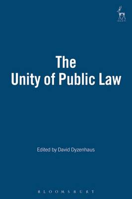 The Unity of Public Law (Hardback)