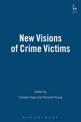 New Visions of Crime Victims (Paperback)
