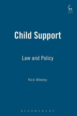 Child Support: Law and Policy (Paperback)
