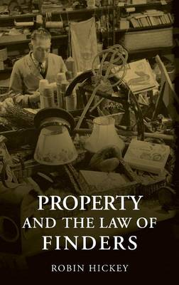 Property and the Law of Finders (Hardback)