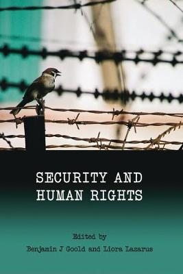Security and Human Rights (Paperback)