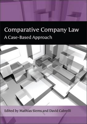 Comparative Company Law: A Case-Based Approach (Paperback)