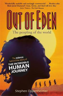 Out of Eden: The Peopling of the World (Paperback)