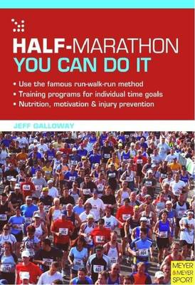 Half Marathon: You Can Do it (Hardback)