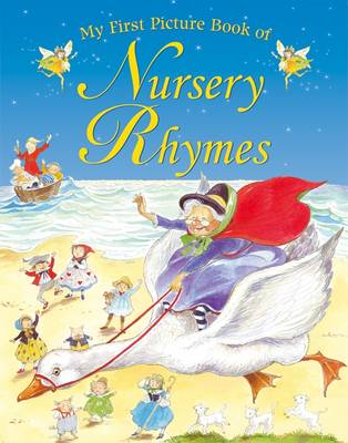 My First Picture Book of Nursery Rhymes (Hardback)