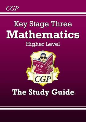 KS3 Maths Study Guide (With Online Edition) - Higher (Paperback)