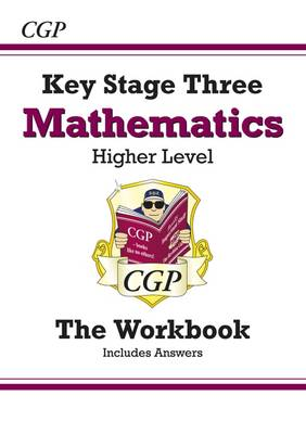 KS3 Maths Workbook (with Answers and Online Edition) - Higher (Paperback)