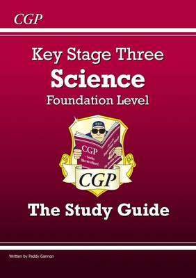KS3 Science Study Guide (With Online Edition) - Foundation (Paperback)