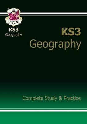 KS3 Geography Complete Study & Practice (Paperback)