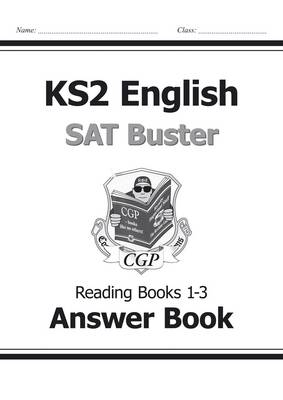New KS2 English Sat Buster: Reading Answer Book - For the 2016 SATS & Beyond (Paperback)