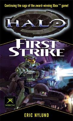 Halo: First Strike (Paperback)