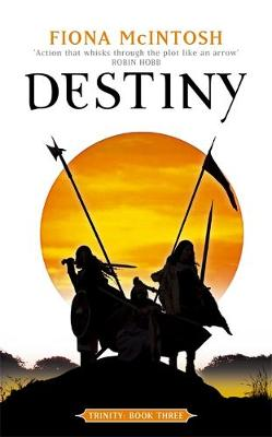 Destiny - Trinity Book Three (Paperback)
