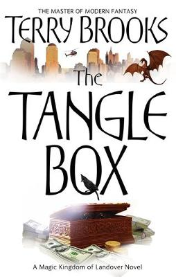 The Tangle Box - Magic Kingdom of Landover Vol. 4 (Paperback)