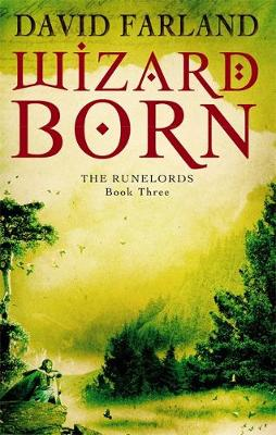 Wizardborn - The Runelords 3 (Paperback)