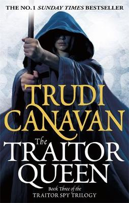 The Traitor Queen - The Traitor Spy 3 (Paperback)
