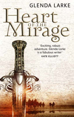 The Heart of the Mirage - The Mirage Makers Book 1 (Paperback)