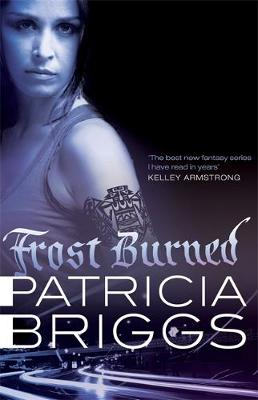Frost Burned - Mercy Thompson 7 (Paperback)
