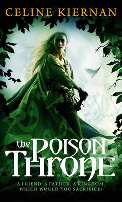 The Poison Throne - The Moorehawke Trilogy 1 (Paperback)