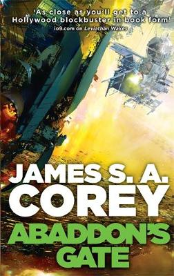 Abaddon's Gate - The Expanse Book 3 (Paperback)
