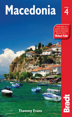 Macedonia - Bradt Travel Guides (Paperback)