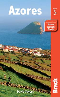 Azores - Bradt Travel Guides (Paperback)
