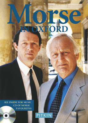 Morse in Oxford - Pitkin Biographical (Paperback)