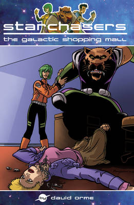 Starchasers and the Galactic Shopping Mall - Starchasers Set 1 (Paperback)