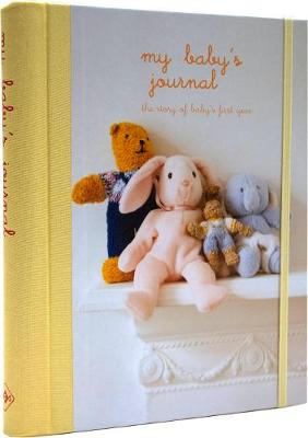 My Baby's Journal (Hardback)