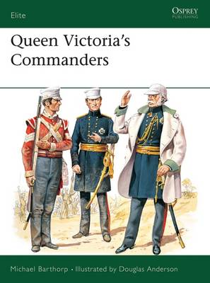 Queen Victoria's Commanders - Elite No. 71 (Paperback)
