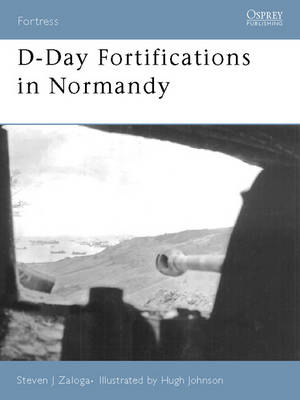 D-Day Fortifications in Normandy - Fortress NO. 37 (Paperback)