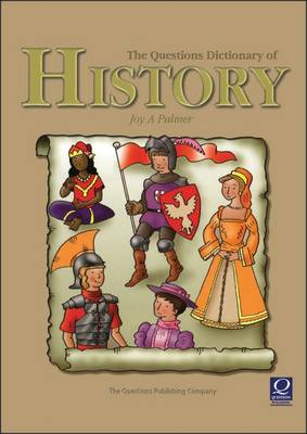 The Questions Dictionary of History (Paperback)