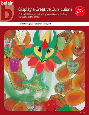 Display a Creative Curriculum - Belair a World of Display PSHCE (Paperback)