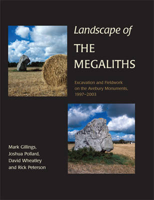 Landscape of the Megaliths: Excavation and Fieldwork on the Avebury Monuments, 1997-2003 (Paperback)