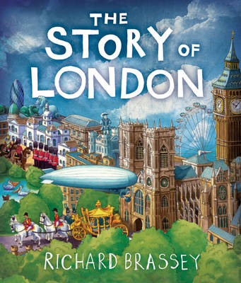 The Story of London (Paperback)