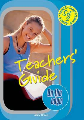 On the Edge: Level C Set 2 - Teacher Book (Paperback)