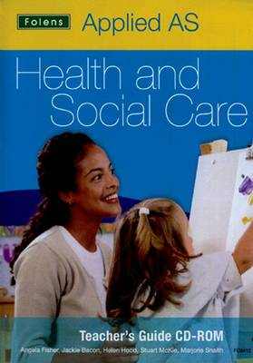 Applied Health & Social Care: AS Teachers CD-ROM for OCR (CD-ROM)
