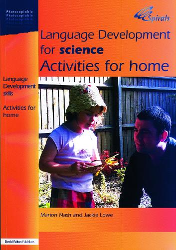 Language Development for Science: Activities for Home (Paperback)