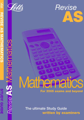 AS Success - Maths Study Guide - Letts AS Success (Paperback)