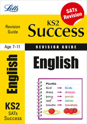 English: Revision Guide - Letts Key Stage 2 Success (Paperback)
