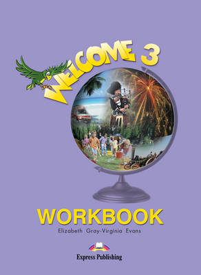 Welcome 3: Workbook (Paperback)