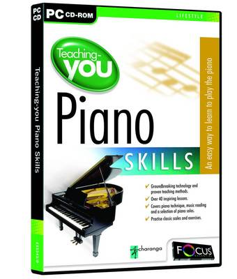 Teaching-you Piano Skills (CD-ROM)