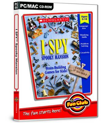 I Spy Spooky Mansion (CD-ROM)