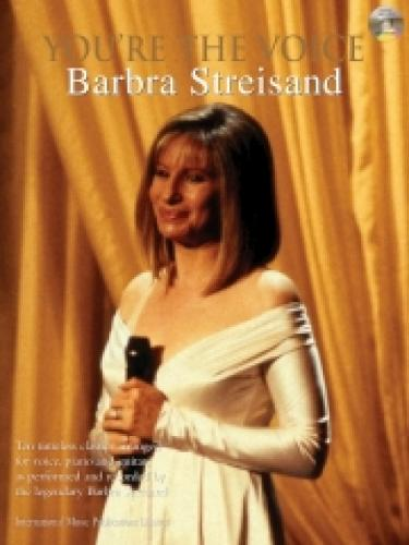 Barbra Streisand: (Piano, Vocal, Guitar) - You're the Voice (Paperback)