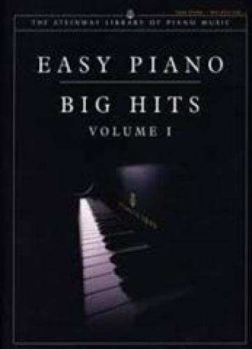 Big Hits - Steinway Library v. 1 (Paperback)
