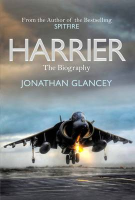 Harrier: The Biography (Hardback)
