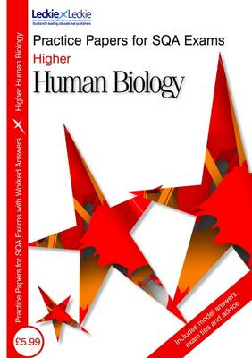 Higher Human Biology - Practice Papers for SQA Exams (Paperback)