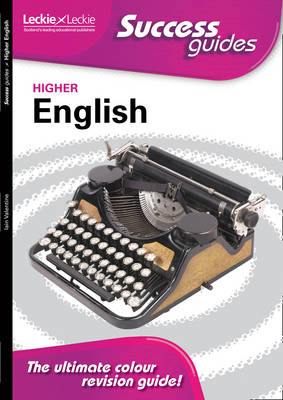 Higher English - Success Guide (Paperback)