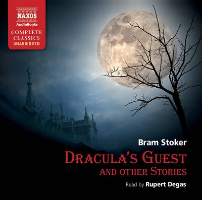 Dracula's Guest and Other Stories (CD-Audio)