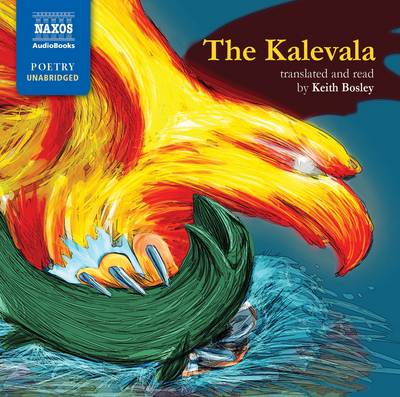 The Kalevala (CD-Audio)