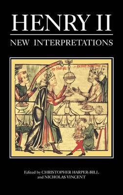 Henry II: New Interpretations (Hardback)